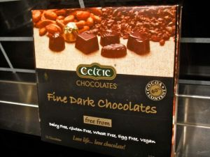 Fine Dark Chocolates by Celtic