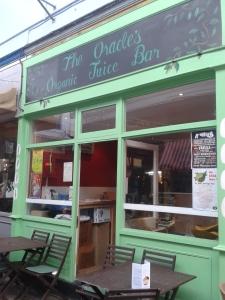 Oracle's of Brixton Village