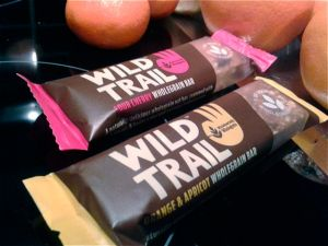 Wild Trail wholegrain bars
