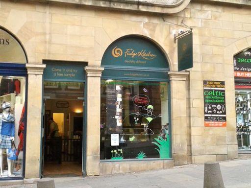 Fudge Kitchen Edinburgh
