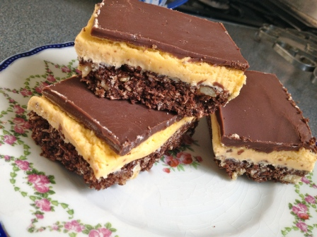 FGV-made Nanaimo bars