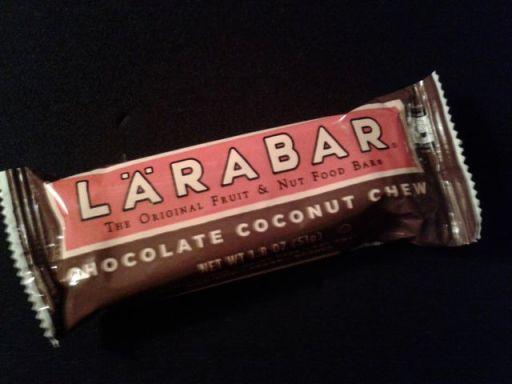 Chocolate coconut chew by Larabar