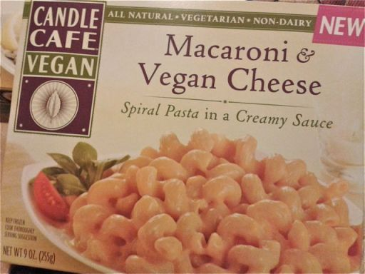 Candle Cafe macaroni & vegan cheese