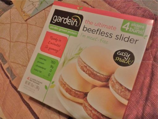 Gardein sliders