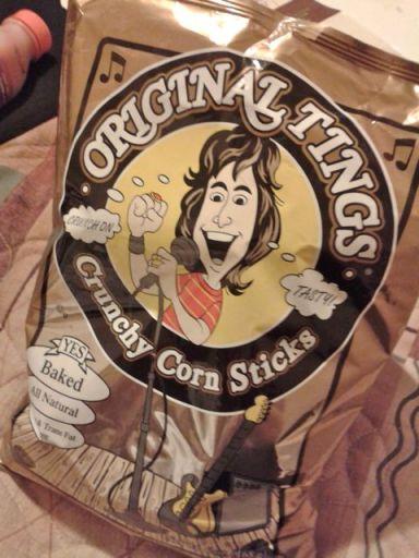 Original Tings - so crunchy, so good!