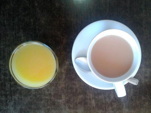 Juice & tea