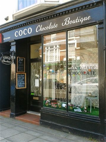 Coco Chocolate Boutique of Southsea