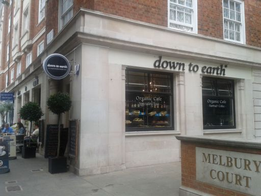 Down to Earth Kensington