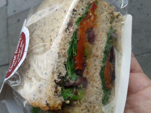 Grab a sandwich