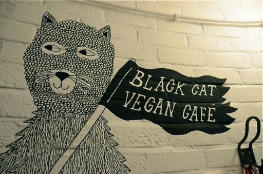 Black Cat Vegan Cafe