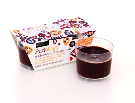 Vegan pudding by Pudology