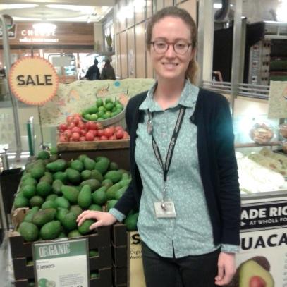 Maura of Whole Foods Market
